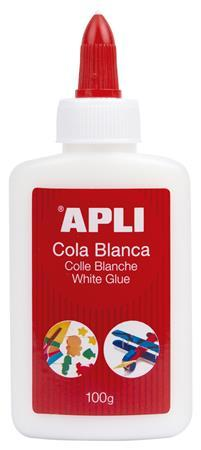 "Hobby lepidlo, 100 g,  APLI ""White Glue"""