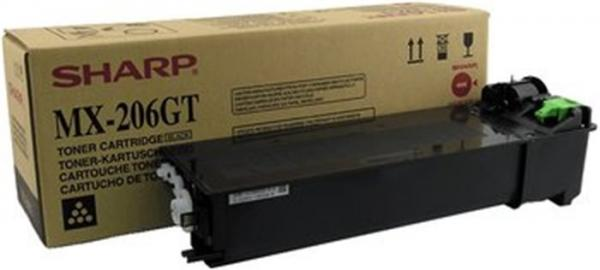 "SHARP Toner ""MX 206GT"", čierny"